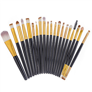 cheap Makeup Brush Sets-Professional Makeup Brushes 20 Eco-friendly Professional Full Coverage Adorable Comfy Plastic for Makeup Set Makeup Tools Makeup Brushes Eyeliner Brush Foundation Brush Makeup Brush Lip Brush Lash