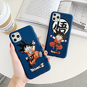 cheap iPhone Cases-Case For Apple iPhone 11 / iPhone 11 Pro / iPhone 11 Pro Max Ultra-thin / Transparent Back Cover Transparent / Cartoon TPU