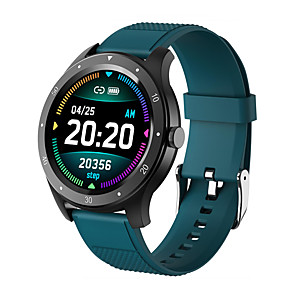 cheap Smartwatches-New S6 Smart Watch Bracelet Round Screen Full touch Large Screen Heart Rate Blood Pressure Long Standby Waterproof Sports Smart Female Physiological Cycle Reminder Function