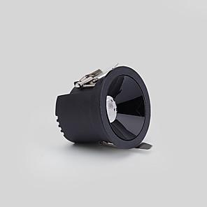 cheap Spot Lights-PUSHENG 6.4 cm Flush Mount Spot Light Aluminum Geometrical Modern 110-120V / 220-240V