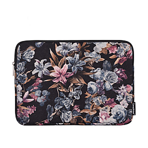 cheap Sleeves,Cases & Covers-Laptop Sleeve Bag For Notebook Laptop 13.3 14 15.6 Inch Laptop Sleeve Canvas Cover