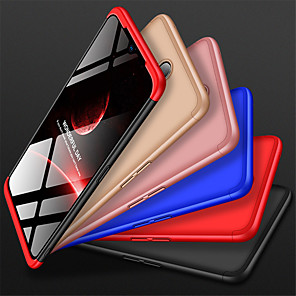 cheap Other Phone Case-Case For OPPO OPPO R11s Plus / OPPO R11s / OPPO R11 Plus Ultra-thin Back Cover Solid Colored TPU