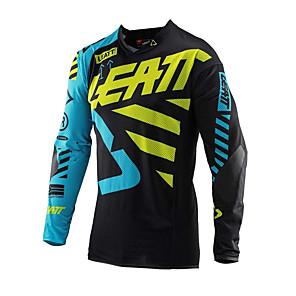 povoljno Motociklističke jakne-motorcycle jersey novo t-speed down motociklističko biciklističko odijelo dugi rukav ljetni cross country motociklističko odijelo trkačko odijelo brzo suho