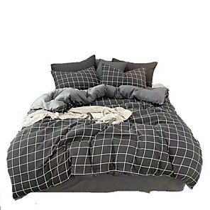 cheap Duvet Covers-Duvet Cover Sets Lines / Waves Polyester / Polyamide Printed 1 PieceBedding Sets