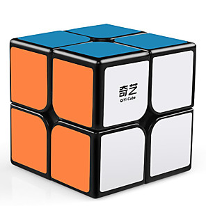 cheap Magic Cubes-Speed Cube Set 1 pc Magic Cube IQ Cube QIYI Sudoku Cube Sudoku Cube 2*2*2 Magic Cube Puzzle Cube Office Desk Toys Kids Adults' Toy All Gift