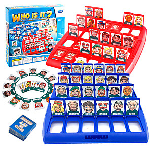 cheap Building Blocks-Board Game Plastic Kid's Unisex Toys Gifts