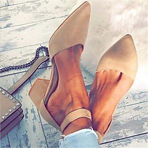 cheap Women's Heels-Women's Heels Low Heel Round Toe Synthetics Fall & Winter Black / Wine / Blue