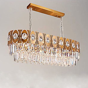 cheap Pendant Lights-24 Bulbs QIHengZhaoMing 30 cm Pendant Light Metal Modern 110-120V / 220-240V