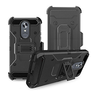 cheap Other Phone Case-Case For LG LG StyLo 3 / LG Stylo 4 / LG Stylo 5 Shockproof Back Cover Armor PC