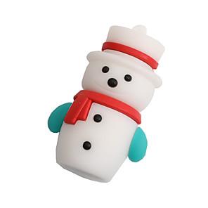 cheap USB Hubs & Switches-LITBest 16GB Christmas Snowman USB Flash Drives USB 2.0 Creative For Car