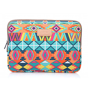 cheap Mouse Pad-LiSEN 13.3 Inch Laptop / 14 Inch Laptop / 15.6 Inch Laptop Sleeve Canvas Bohemian Style / Geometic for Men for Women Unisex Water Proof Shock Proof