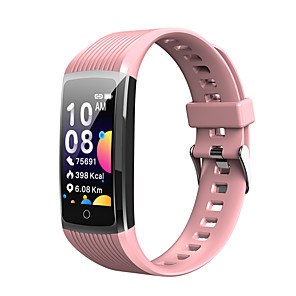 cheap Smartwatches-JSBP HR12 Smart Watch BT Fitness Tracker Support Notify Full Touch Screen/Heart Rate Monitor Sport Stainless Steel Bluetooth Smartwatch Compatible IOS/Android Phones