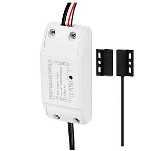 cheap Security Sensors-KONLEN WIFI Electric Garage Door Gate Opener Relay Switch Remote Controller Tuya Smart Life Home Automatic Alexa Google Home Mini Ifttt