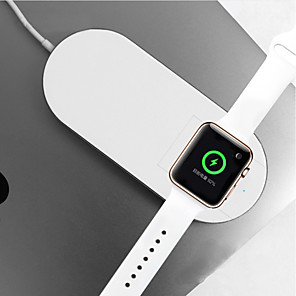 cheap Smartwatch Cables & Chargers-Smartwatch Charger USB Charger USB QC 3.0 1 USB Port 0.4 A DC 5V for Apple Watch Series 4 / Apple Watch Series 4/3/2/1 / Apple Watch Series 3 Apple