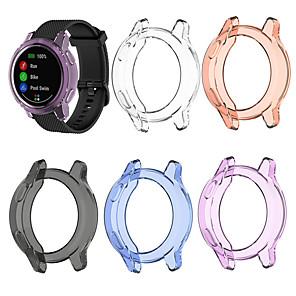 cheap Smartwatch Bands-Cases For Garmin Active / Garmin Vivoactive 4 TPU Compatibility Garmin