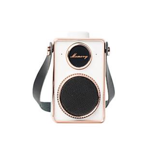 cheap Portable Speakers-A-107 Bluetooth Speaker Mini Speaker For Mobile Phone