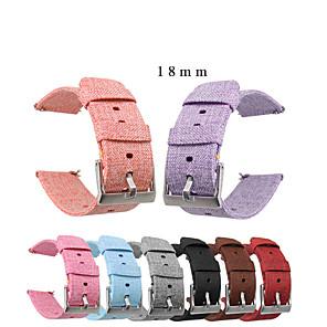 cheap Smartwatch Bands-Watch Band for Huawei Fit / Huawei Honor S1 / Huawei B5 Huawei Sport Band / Classic Buckle Nylon Wrist Strap