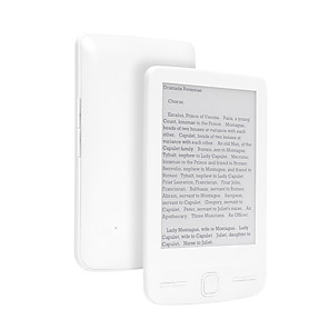 cheap MP3 player-LITBest 4G8G/16G 7 inch Ebook reader LCD Color screen smart with HD resolution digital E-book support Russian Spanish Portuguese