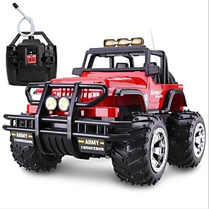 cheap RC Cars-RC Car 4WD Buggy (Off-road) / Off Road Car 1:16 Brushless Electric Rechargeable / Remote Control / RC / Electric