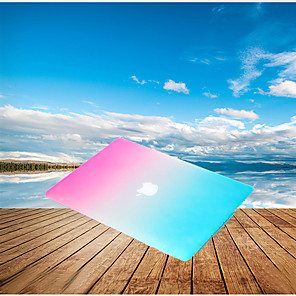 cheap Mac Accessories-Macbookpro13.3 Protective Shell Apple Computer 11.6 Shell A1466 Gradient Rainbow Pro15 inch A1707