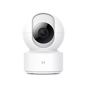 cheap Doorbell Systems-International Version Xiaomi Mijia IMILAB Xiaobai H.265 1080P Smart Home IP Camera  360 PTZ AI Detection WIFI Security Monitor From Xiaomi Eco-system