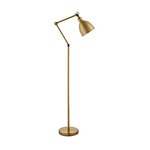cheap Table Lamps-Floor Lamp / Desk Lamp / Reading Light Creative / Adjustable Artistic / Modern Contemporary For Bedroom / Office Metal 110-120V / 220-240V Gold