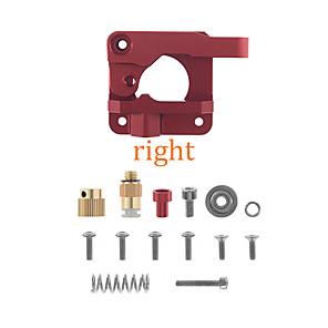 povoljno Dijelovi i dodaci za 3D printer-3d dodaci za pisač desna ruka mk8 ekstruder cr8 / cr10 daljinski sve metalni hranjeni ekstruder 1,75 mm potrošni materijal