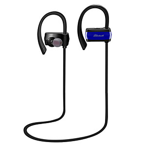cheap Sports Headphones-LITBest Y99 Neckband Headphone Wireless Sport Fitness Bluetooth 4.1 Stereo Dual Drivers with Microphone