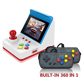 cheap Game Consoles-GPD A6(FC arcade) Game Console Built in 1 pcs Games 3 inch inch Portable