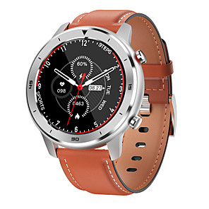 cheap Smartwatches-NO.1 DT78 Men Women Smartwatch Android iOS Bluetooth Waterproof Touch Screen Heart Rate Monitor Sports Information Exercise Reminder 1.3inch full circle screen