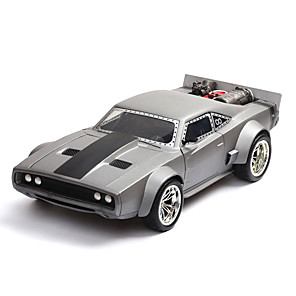 cheap Toy Cars-1:24 Toy Car Vehicles Car Race Car F1 car Race Car Special Designed Focus Toy Exquisite Zinc Alloy Rubber Mini Car Vehicles Toys for Party Favor or Kids Birthday Gift / Kid's