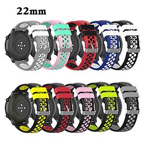 cheap Smartwatch Bands-Watch Band for Huawei Watch GT Huawei Sport Band / Classic Buckle Silicone Wrist Strap
