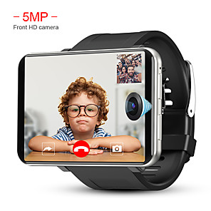 cheap Smartwatches-LEMT 4G Smart Watch Android 7.1 3GB32GB 2.86inch Screen Support SIM Card GPS WiFi 2700mAh Big Battery SmartWatch Men Women