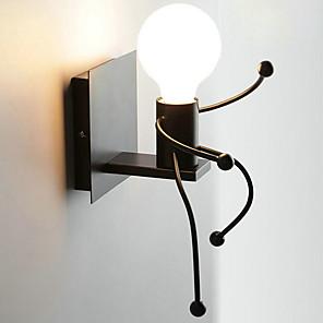 cheap Indoor Wall Lights-Wall Lamps & Sconces Living Room / Bedroom / Hallway Wall Light / E26 / E27
