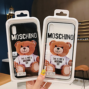 cheap iPhone Cases-Case For Apple iPhone 11 / iPhone 11 Pro / iPhone 11 Pro Max Pattern Back Cover Animal PC