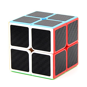 cheap Magic Cubes-Speed Cube Set 1 pc Magic Cube IQ Cube Shengshou Z13 Rotate Speed 2*2*2 Magic Cube Puzzle Cube Stress and Anxiety Relief Office Desk Toys Super Speed Kids Teen Toy All Gift