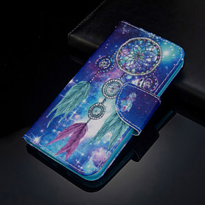 cheap Samsung Case-Case For Samsung Galaxy S20 S20 Plus S20 ULTRA Wallet / Card Holder / Flip Full Body Cases Cartoon PU Leather for Galaxy A51 S10 S10 E  S10 PLUS A10 A20 A30 A30S A40 A50 A50S A70 A80 A90 NOTE 10 PLUS