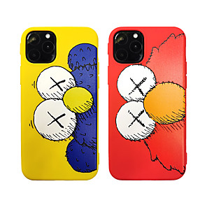 cheap iPhone Cases-Case For Apple iPhone 11 / iPhone 11 Pro / iPhone 11 Pro Max Pattern Back Cover Cartoon TPU X XS XSmax XR 7 7plus 8 8plus 6 6s 6plus 6splus