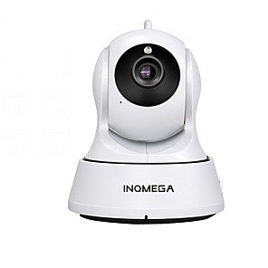 cheap Outdoor IP Network Cameras-INQMEGA Cloud 1080P 2.0MP PTZ IP Camera Wireless Auto Tracking Home Security Surveillance Camera 3.6mm Lens Smart Wifi Camera Motion Detection Two Way Audio Night Vision Phone App Monitoring