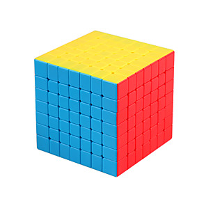 cheap Magic Cubes-Speed Cube Set 1 pc Magic Cube IQ Cube Z27 Rotate Speed 7*7*7 Magic Cube Puzzle Cube Stress and Anxiety Relief Office Desk Toys Adults Kids Toy All Gift