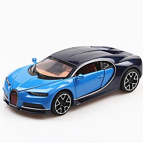 cheap Toy Cars-1:32 Toy Car Vehicles Race Car F1 car Race Car Glow Simulation Parent-Child Interaction Zinc Alloy Rubber Mini Car Vehicles Toys for Party Favor or Kids Birthday Gift / Kid's