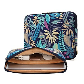 cheap Sleeves,Cases & Covers-13.3 14.1 15.6 inch Universal Bohemian Pattern Canvas Water-resistant Shock Proof Laptop Sleeve Case Bag for Macbook/Surface/Xiaomi/HP/Dell/Samsung/Sony Etc
