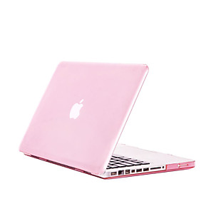 cheap Mac Accessories-MacBook Pro 15.4 inch A1286 Apple Laptop Case MD103/104 Transparent Crystal Case