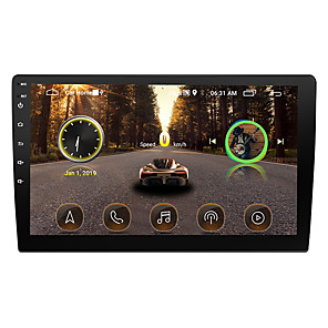 cheap Car DVD Players-SWM 9090 7 inch 1 DIN Android 8.1 Car MP5 Player Car Mulitimedia Player Touch Screen / GPS / Built-in Bluetooth Support RCA / HDMI / FM2 MPEG / MPG / WMV MP3 / WMA / WAV JPEG for universal