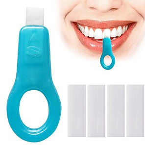 cheap Oral Care-5Pcs/Pack Teeth Whitening Kits Nano Tube Teeth Cleaning Whitener Tooth Stains Remove Stain Strips Oral Deep Clean