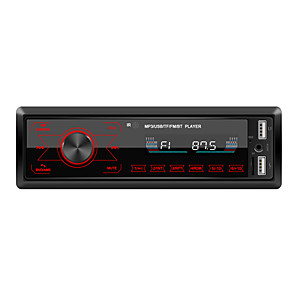 cheap Car Audio-SWM M10 1 DIN Other OS Car MP3 Player Touch Screen / Micro USB / MP3 for universal RCA / Bluetooth / Other Support MP3 / WAV / FLAC JPEG / BMP / PNG / Built-in Bluetooth / Radio