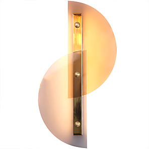 cheap Indoor Wall Lights-HEDUO Cute / New Design LED / Traditional / Classic Wall Lamps & Sconces Living Room / Shops / Cafes Glass Wall Light 110-120V / 220-240V