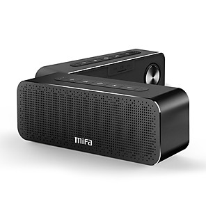 cheap Portable Speakers-MIFA A20 BLUETOOTH SPEAKER METAL PORTABLE SUPER BASS WIRELESS SPEAKER BLUETOOTH4.2 3D DIGITAL SOUND LOUDSPEAKER HANDFREE MIC TWS