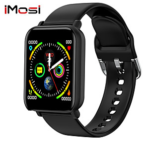 cheap Smartwatches-R16 Smartwatch IP68 Waterproof Heart Rate Blood Pressure Monitor Fitness Tracker Men Women Smart Watch