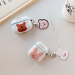 cheap Earphone Accessories-Case For AirPods / AirPods Pro Shockproof Headphone Case Soft